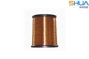 Enameled Copper Wire (Round and Rectangular) pictures & photos