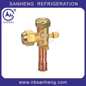 Air Conditioner Service Valve / Split Valve with Good Quality pictures & photos