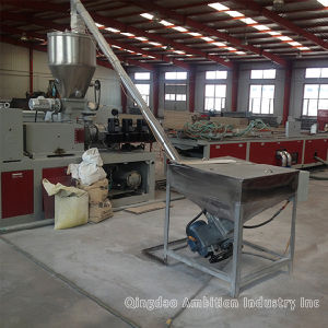 Extrusion Machine for WPC Decking pictures & photos