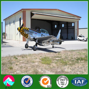 Prefab Steel Structure Aircraft Hangar Building pictures & photos