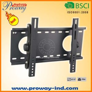 "Plasma Flat Tilt Wall Mount TV Bracket for TV 22""-37"" pictures & photos"