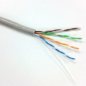 High Performance 24AWG UTP Network Cable Factory Price (HSC-10554811-04) pictures & photos