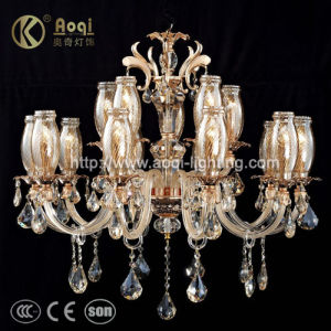 Hot Sale Crystal Chandelier Lights (AQ20040-10+5) pictures & photos