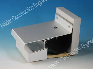 Aluminium Ceiling to Wall Expansion Joint pictures & photos