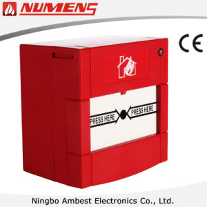 Addressable 2-Wire Manual Call Point (MCP) , 24V pictures & photos