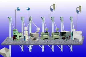 Model Ctnm50 Complete Set Rice Mill pictures & photos