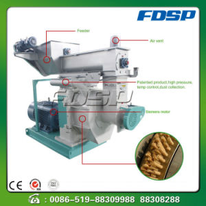 Good Quality Ring Die Pellet Machine with CE pictures & photos