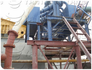 High Recovery Fine Sand Recycling Machine Hydrocyclone+Dewatering Screen pictures & photos