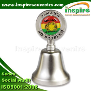 Customized Dinner Bell with Round Spinner (dB 121C) pictures & photos