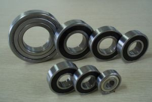 Z1V1 Grade Ball Bearings 6204zz, 2RS Deep Groove Ball Bearings pictures & photos
