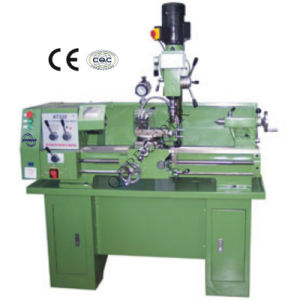 CE TUV Multifunctional Drilling Milling Lathe (AT320) pictures & photos