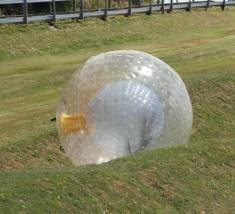 Inflatable Zorbing Ball /Zorb Ball for Exciting Experience (XZ-ZO-004)