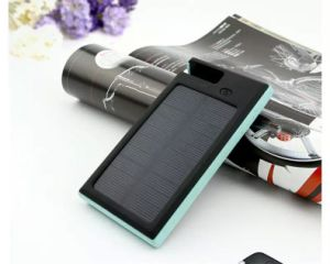Factory Original Solar Mobile Phone Power Charger with Stand Function pictures & photos
