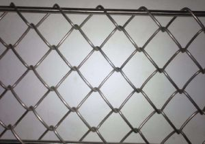 The Good Quality Galvanized Link Mesh Is Factory Price. pictures & photos