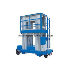 Hydraulic Lifting Platform for Aerial Working pictures & photos