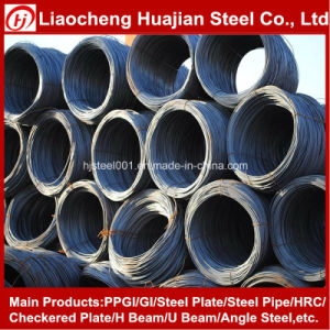 Q235 Steel Wire Rod Coils Steel of Od 12mm pictures & photos