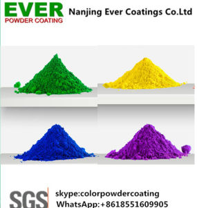 Electrostatic Spray Stain Resistance Anti-Graffiti Powder Coating pictures & photos