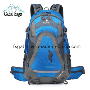 45 Litre Retro Backpack Rucksack School College Travel Mountaineering Bag Backpack pictures & photos