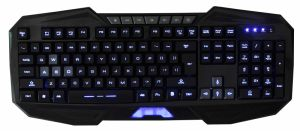 Backlit Multimedia Gaming Keyboard (KBB-002) pictures & photos