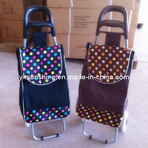 Foldable Trolley Bag (XY-404D) pictures & photos
