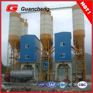 High Output Hls Series Concrete Batch Plant with Belt Convetor pictures & photos