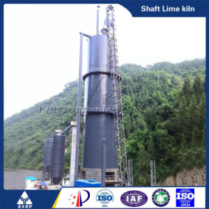 Made in China Vertical Quicklime Calcination Kiln Small Production Line pictures & photos