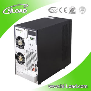 Small High Frequency Online UPS with 12V 7ah Battery Inside pictures & photos