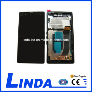 Mobile Phone LCD Screen for Sony Xperia Z L36h pictures & photos
