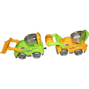 Pull Line Truck Promotion Toy for Candy pictures & photos