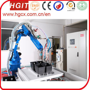 PU and Silicon Gasket Foam Machine pictures & photos