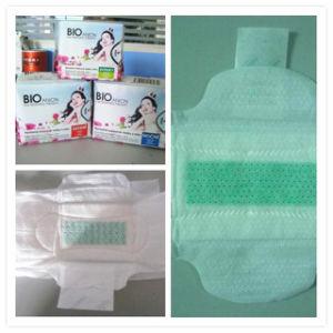 Anion Sanitary Pad, Cheap Sanitary Napkin, Lady Sanitary Pad pictures & photos