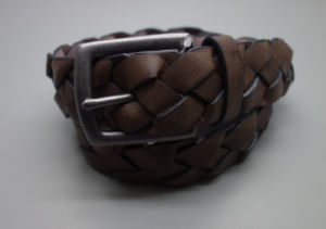 New Fashion Vintage Style Men′s Leather Belt (EUBL1418-40)