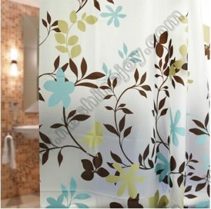 Spring Shower Curtain pictures & photos