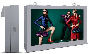 42 Inch Wall-Mounted Advertising LCD Monitor HD pictures & photos