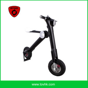 New Style Portable Electric Folding Motorcycle for Shopping