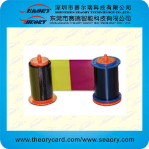 Ymcko Colorful Ribbon for CS200 Smart Card Printer Hiti CS320 Smart Card Printer Price pictures & photos