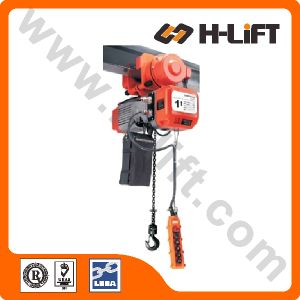 Electric Chain Hoist / Motorized Trolley with Hoist pictures & photos