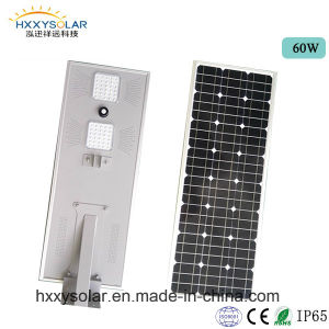 60W Street Solar Lights with IP65 Certificates pictures & photos