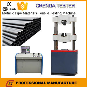 Metallic Pipe Material Tensile Testing Machine