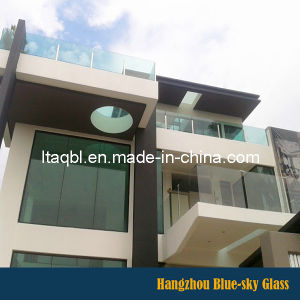 6+1.14+6mm Balcony Laminated Glass with Australian Standard