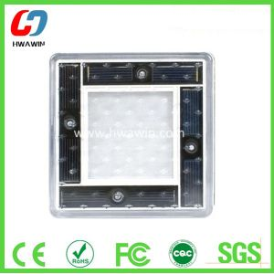 Beautiful IP68 Waterproof Aluminum Solar LED Underground Brick Light pictures & photos