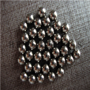 Chrome Steel Balls for Sealing pictures & photos