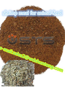 High Quality Feed Additive Shrimp Meal with High Protein pictures & photos