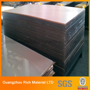 Clear Cast Acrylic Sheet Plastic PMMA Sheet with 3-12mm Thickness pictures & photos