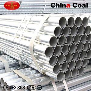 Round/Square/ Rectangular Galvanized Steel Pipe pictures & photos