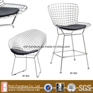 Harry Bertoia Diamond Lounge Steel Wire Chair pictures & photos
