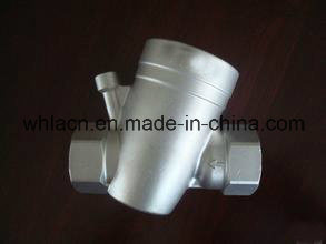 Stainless Steel Precision Lost Wax Casting Pipe Valve with Machining pictures & photos