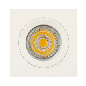 Aluminum Die Casting GU10 MR16 Square Fixed Recessed LED Downlight (LT1105) pictures & photos