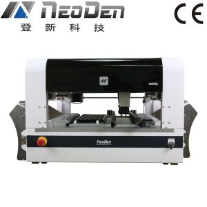 Desktop Pick and Place Machine Neoden4, 48 SMT Feeders, 4 Heads, Support 0201, BGA, 1.5m LED Lamp pictures & photos
