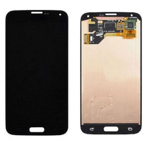 LCD Display Touch Screen Digitizer Assembly for Samsung Galaxy S5 I9600 G900A pictures & photos